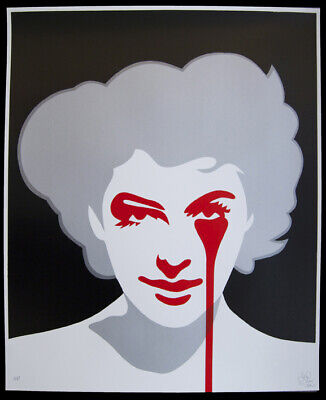 £450 • Buy PURE EVIL - 'FRANK SINATRA's NIGHTMARE' - RARE LIMITED PRINT - ARTISTS PROOF