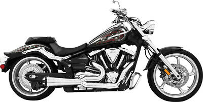 $899.99 • Buy Freedom Exhaust 2 Into 1 Black M109r Ms00012
