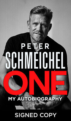 £39.99 • Buy Peter Schmeichel Signed ONE: My Autobiography Book Manchester Untied Football