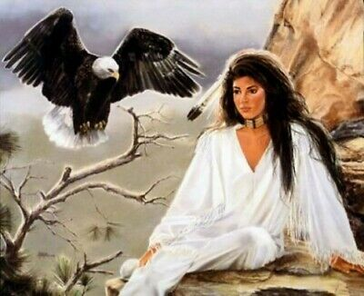 $39.95 • Buy Maija Spirit Soar Signed & Numbered With Certificate Image Size 21  X 24 1/2