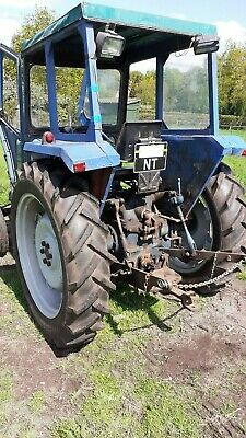 £7800 • Buy Fordson New Performance Super Major Tractor 1963