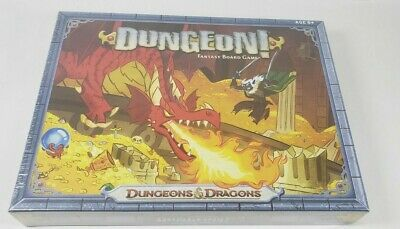 AU33.39 • Buy Dungeons & Dragons Dungeon Fantasy Board Game New Sealed