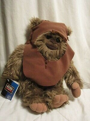 £97.09 • Buy Vintage 1998 STAR WARS  APPLAUSE 15  Wicket Ewok Plush Stuffed Toy MINT With Tag