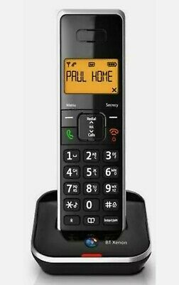£13.99 • Buy BT Xenon 1500 Cordless Phone Additional Expansion Handset