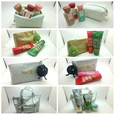 £26.99 • Buy New Bath And Body Works Toiletry Bags/ Summer Gift Set - BODY CREAMS & LOTIONS