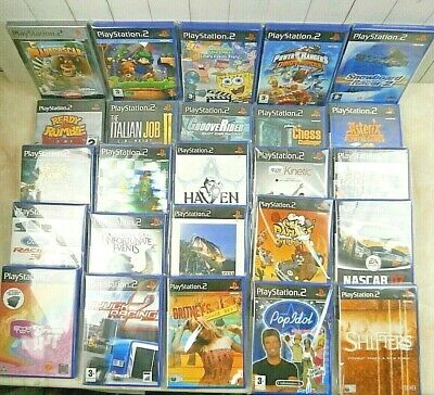 £0.99 • Buy Lots Of PS2 Games For Kids - Multi-Listing Childrens Games Sony Playstation 2
