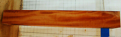 $255 • Buy Rare Figured Cuban Mahogany For Neck Blank 25 X 3.8 X 3.2 Luthier