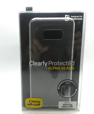 $ CDN6.91 • Buy OtterBox Clearly Protected Alpha Glass For Samsung Galaxy S8+ - Transparent Case