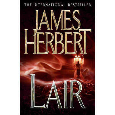 £4 • Buy Lair: The Rats Book 2 By James Herbert (Paperback), Books, Brand New