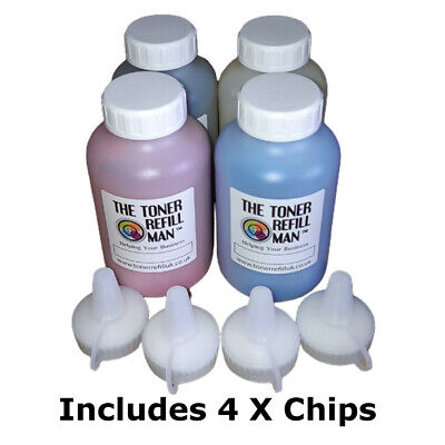 £43.85 • Buy Toner Refill Kit For Use In HP 131A,131X LaserJet Pro 200 Color M251n/nw,M276nw