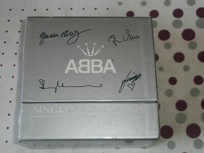 £41.50 • Buy Abba - Singles Collection -  1972-1982 - Limited Edition 27 CD Box Set