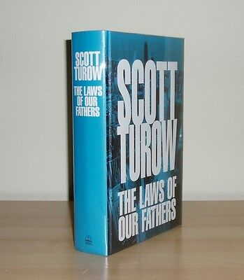AU18.71 • Buy Scott Turow - The Laws Of Our Fathers (Kindle County) - 1st/1st (1996 First Ed)