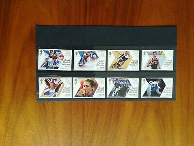 £31 • Buy GB 2012  British Gold Medal Winners London Olympic Games Set Of 29 MNH
