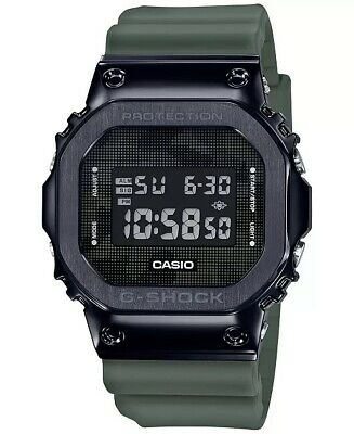 $134 • Buy CASIO G-SHOCK GM5600B-3 BLACK STEEL ION PLATED GM-5600B-3 NEW IN Case FREE SHIP