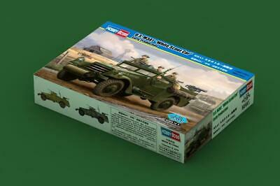 $39.95 • Buy Hobby Boss Model Kit US M3A1 White Scout Car - Early Production SW