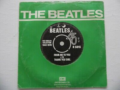 £4 • Buy The Beatles - From Me To You 7  Vinyl Record