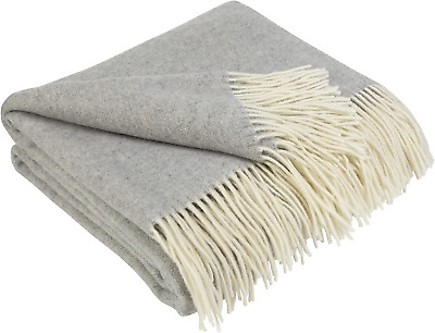 £121.89 • Buy LoveYouHome Herringbone Cashmere Throw-Blanket Luxury Extra Large Soft 55 In X  