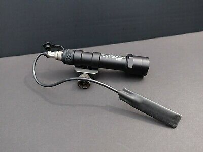 $375 • Buy Surefire Old School RARE! M600B Scout Light With Remote Tail Switch