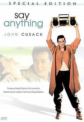 AU6.73 • Buy Say Anything (DVD, 2006, Special Edition Sensormatic Valentine Faceplate)