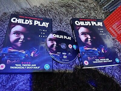 £4.95 • Buy Child's Play (DVD, 2019) Includes Slipcover