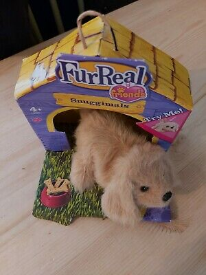 """£15 • Buy Furreal Friends Snuggimals 4.75"""" Electronic Dog Puppy Plush Toy"""
