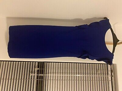 AU25 • Buy Forever New Cocktail Blue Dress Size 4/6