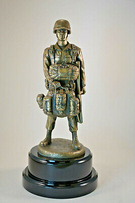 $119.95 • Buy Modern Paratrooper Military Statue