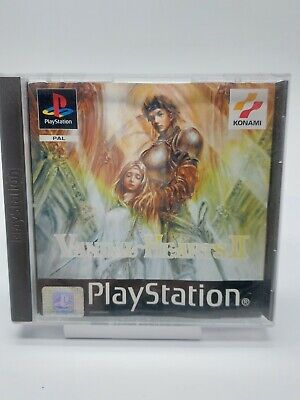 £49.99 • Buy Vandal Hearts II 2 Playstation 1 PS1 PAL - Tested And Working Condition