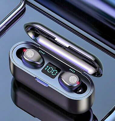$ CDN15.07 • Buy Earbuds Bluetooth For Iphone Samsung Android Wireless Earphone  IPX7 WaterProof