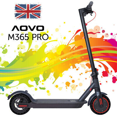 View Details AOVO PRO M365 ELECTRIC SCOOTER 10Ah BATTERY - XIAOMI PRO 2 STYLE 31KM/H GENUINE • 289.99£