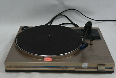 AU239.95 • Buy Marantz TT251 Direct Drive Automatic Turntable/Record Player With Pitch Control