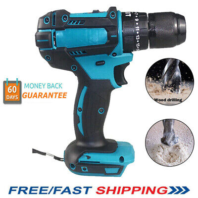 £32 • Buy For Makita Cordless Brushless Impact Hammer Drill Body Only DHP484Z 3 In 1