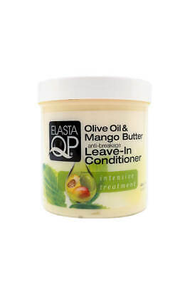 £7.79 • Buy Elasta QP Olive Oil And Mango Butter Anti Breakage Leave In Conditioner 15oz
