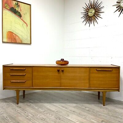 £995 • Buy Mid Century Teak Sideboard By John Herbert For A Younger Retro Vintage