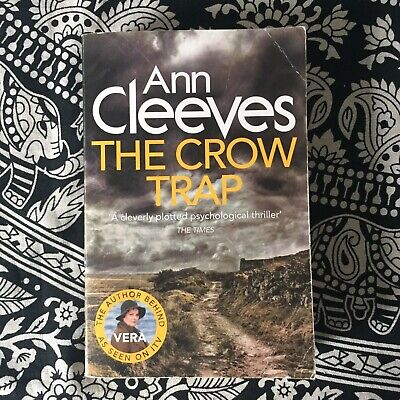 £3.99 • Buy The Crow Trap Book By Ann Cleeves, Pre Owned, Good Condition