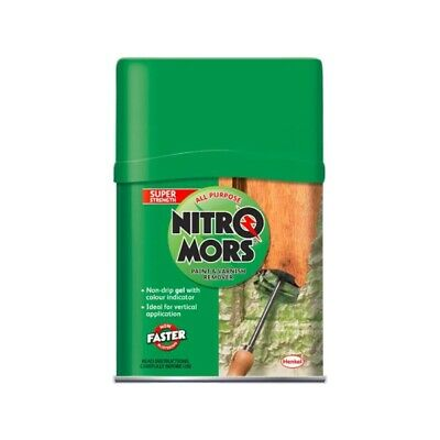 £9.99 • Buy NitroMors All Purpose Paint And Varnish Remover 375ml Double Strength Fomula