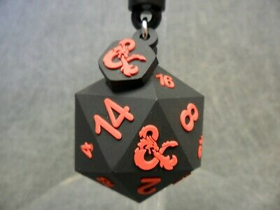 $19.95 • Buy Dungeons & Dragons NEW * D20 Dice Clip - Chase * Blind Bag Figural Keychain