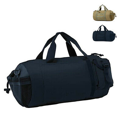 $14.39 • Buy Waterproof Overnight Tote Travel Gym Sport Bag Duffle Carry On Luggage New