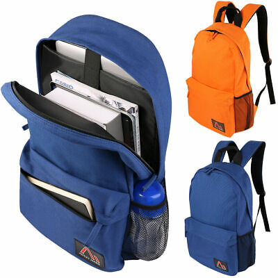 $ CDN23.91 • Buy Laptop Canvas Backpack Sports School Bag For 15.6  Dell Alienware M15 R4 Gaming
