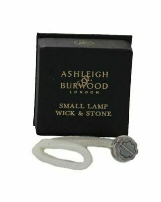 £5.50 • Buy Ashleigh Burwood Fragrance Diffuser Oil Lamp Replacement Stone Wick Small