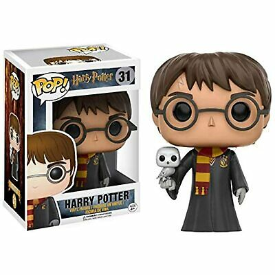 $ CDN24.84 • Buy Funko POP! Harry Potter HARRY POTTER With Hedwig Figure #31 W/ Protector