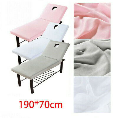 £5.99 • Buy 190x70cm Beauty Massage Table Cover Spa Bed Salon Couch Elastic Sheet Bedding