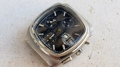 $ CDN1007.08 • Buy Vintage Longines Ultronic Chronograph Men Watch - For Parts