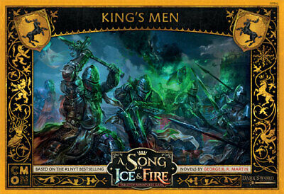 £34.99 • Buy Baratheon Kings Men A Song Of Ice And Fire Expansion NEW