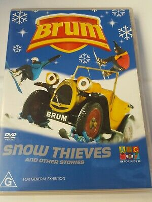 £13.55 • Buy Brum - Snow Thieves And Other Stories