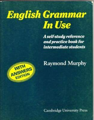 £4.57 • Buy English Grammar In Use: With Answers: A Self-study Reference And Practice Book F