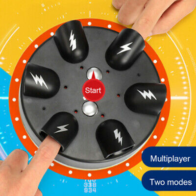 £7.76 • Buy Funny Test Tricky Adjustable Adult Micro Electric Shock Lie Detector GiftsALH4