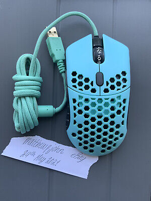 $ CDN272.76 • Buy Finalmouse Ninja Air58 Gaming Mouse Cherry Blossom Blue With Hyperglides