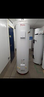 £375 • Buy Main 300 Litre Indirect Unvented Hot Water Cylinder E7