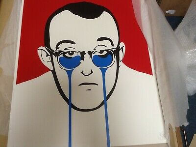 £500 • Buy Pure Evil - Keith Haring's Nightmare - Rare Limited Edition Print